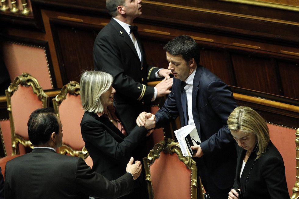 Il meglio (e il peggio) di Renzi alla Camera