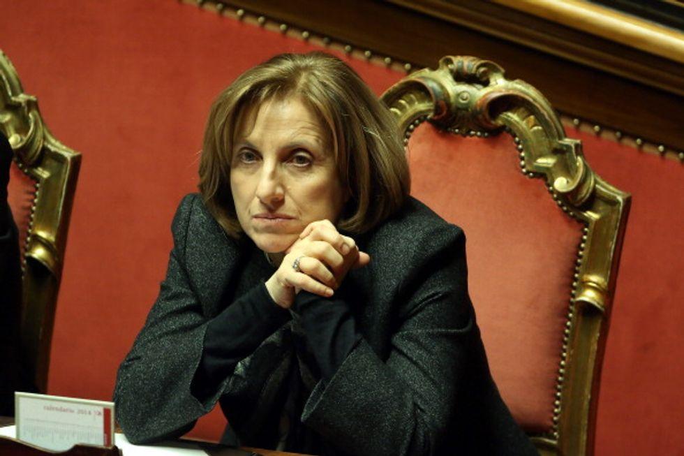 Il neoministro Maria Carmela Lanzetta è indagato a Locri