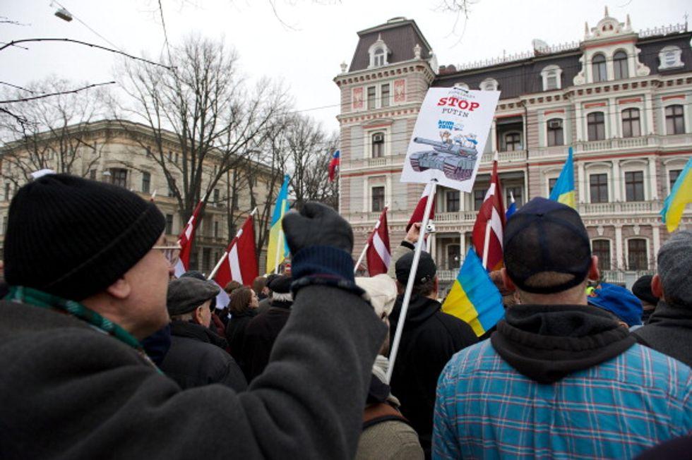 Crimea ed Ucraina: e se fosse divorzio?