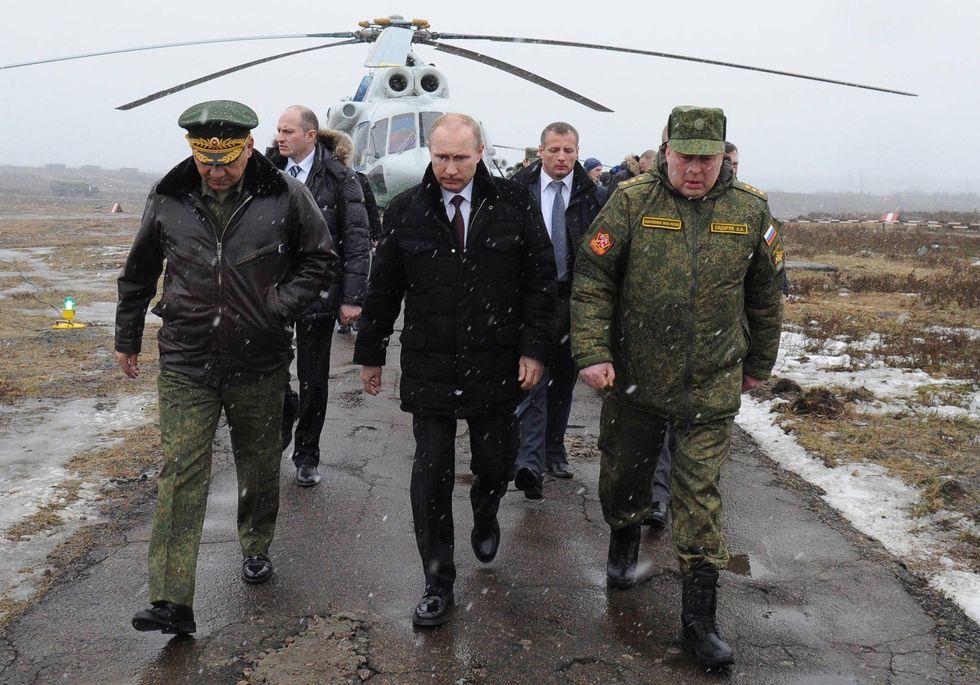 Ucraina: la Russia ha messo l'Europa sotto scacco