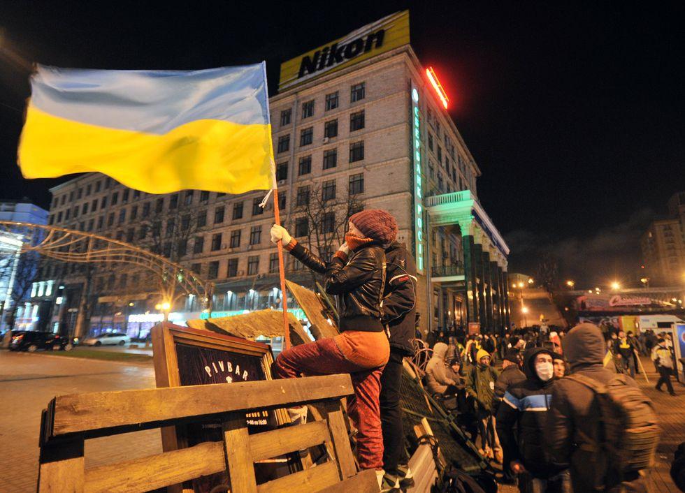 Rischio Jugoslavia per l'Ucraina