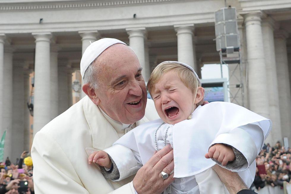 Il Papa sfiora l'incidente con Israele