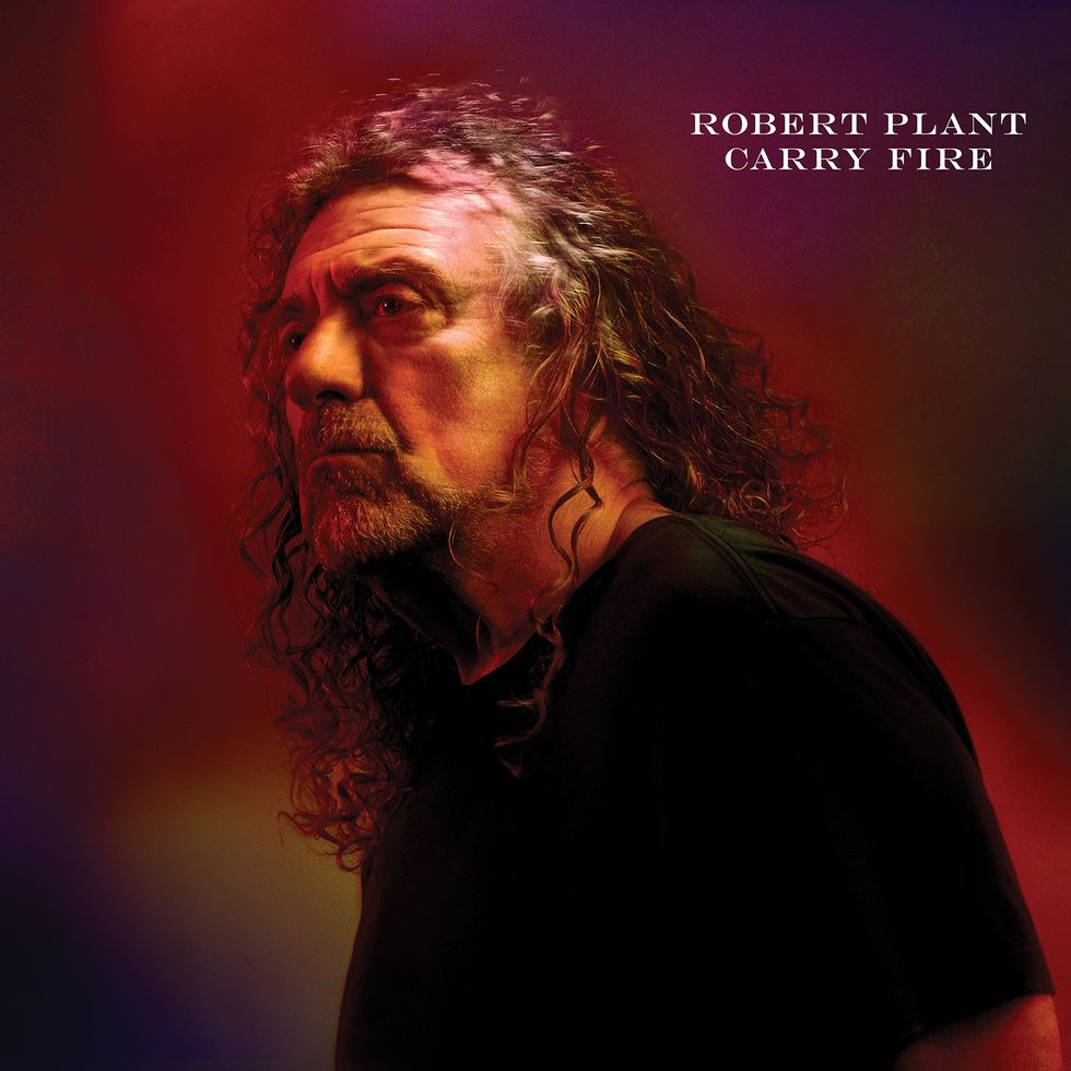 """Robert Plant, """"Carry Fire"""": il suono di una voce che incanta (ancora...)"""