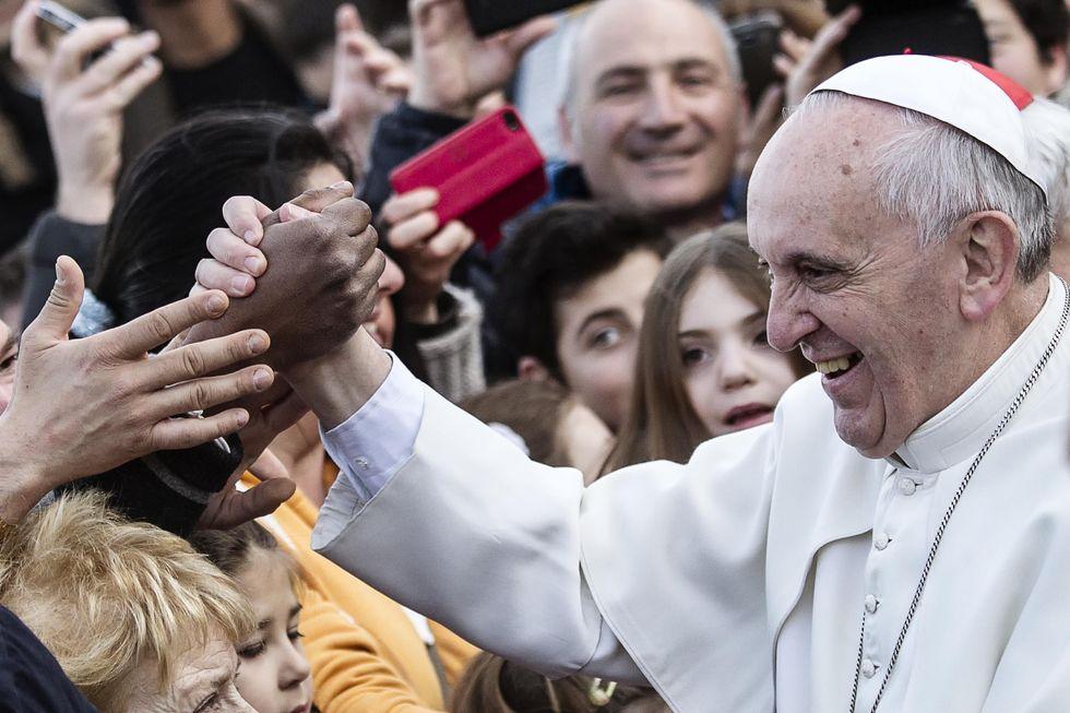 Papa Francesco, il primo anniversario lungo un secolo