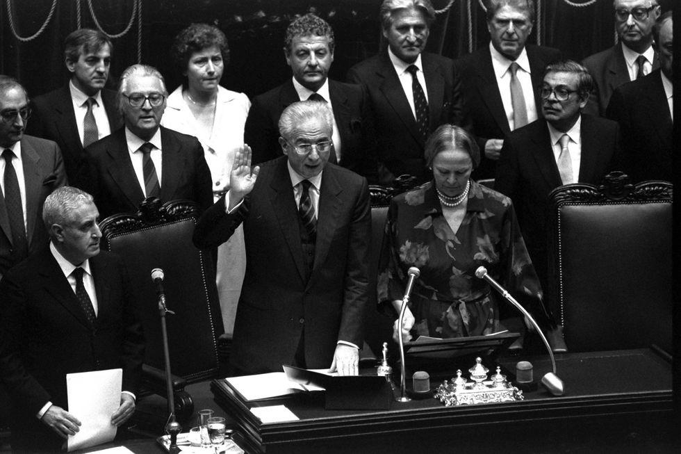 Breve storia della presenza femminile in parlamento