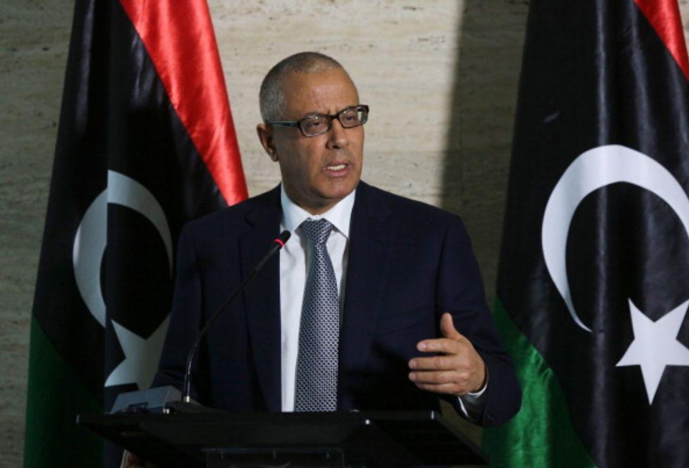 """""""Golpe bianco"""" in Libia: sfiduciato il premier Zeidan"""
