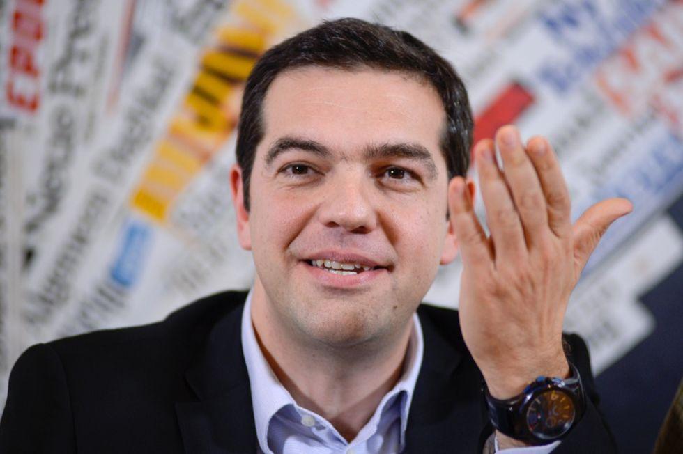 Alexis Tsipras, l'uomo che spaventa i mercati