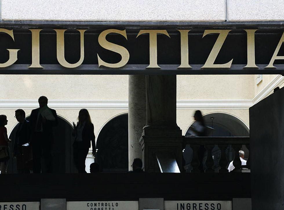 La giustizia italiana ultima in classifica