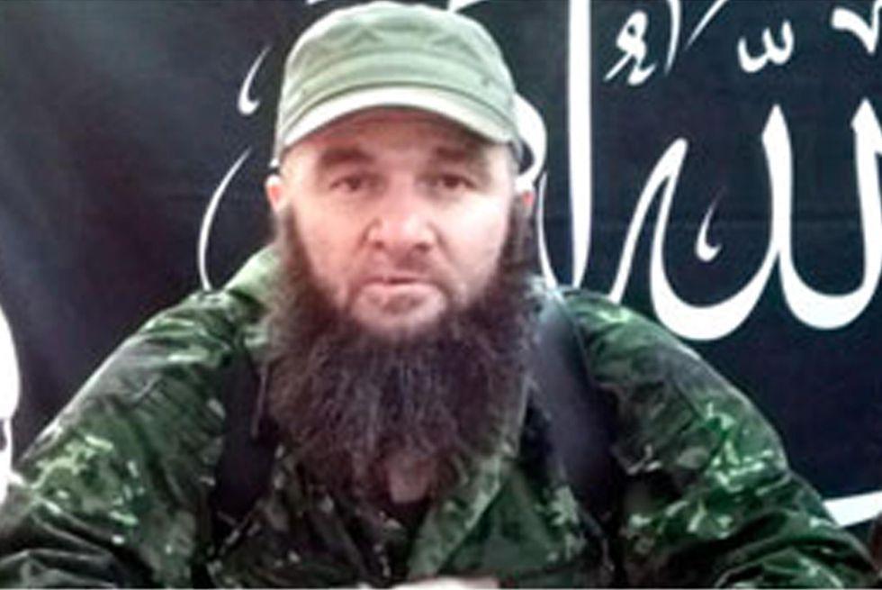 """Morto Doku Umarov, il """"Bin Laden di Russia"""""""