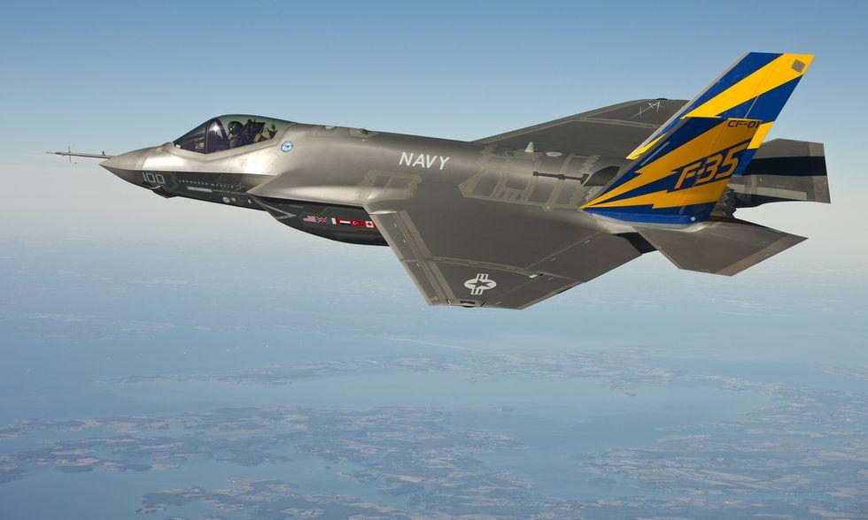 I cinesi hanno già rubato i segreti degli F-35
