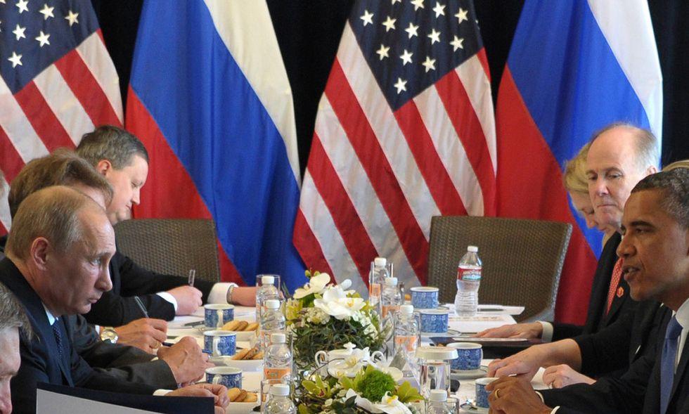 Obama-Putin: la diplomazia non basta