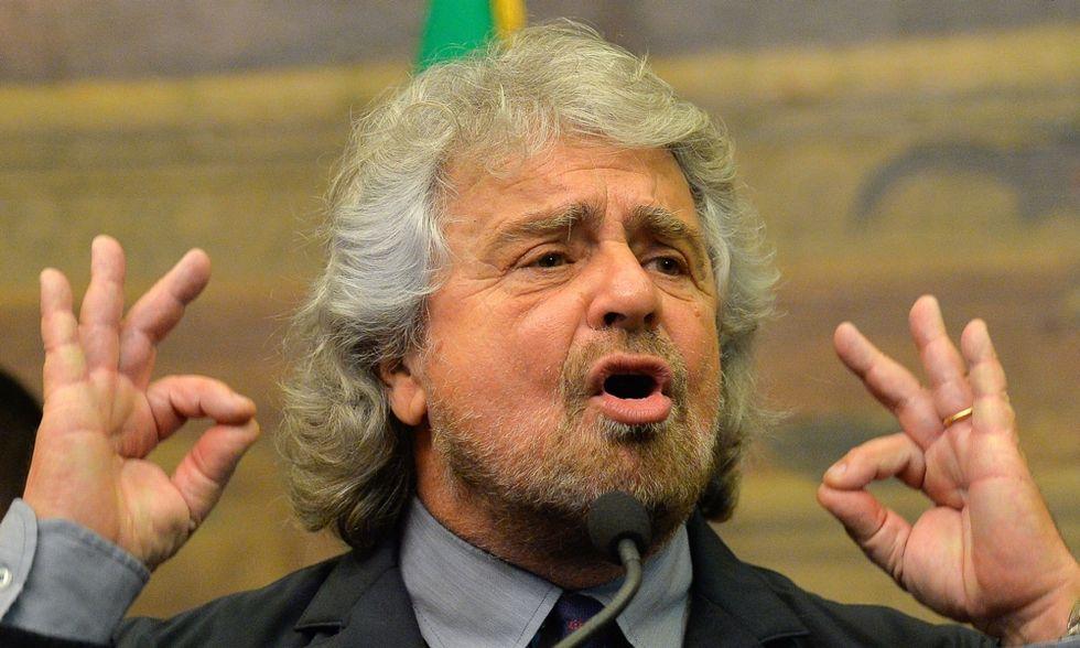 La black list di Grillo: altri otto in bilico