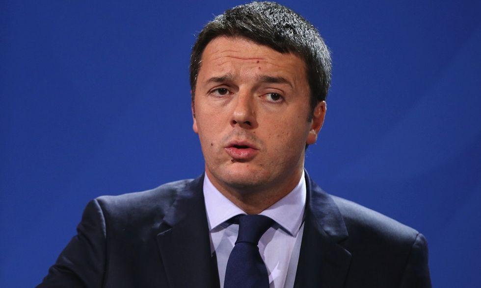 Matteo Renzi e i magistrati nei ministeri