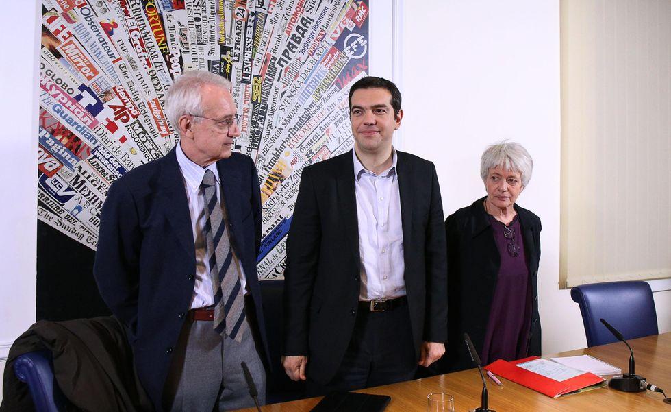 Lista Tsipras tra scissioni, ritiri e candidature per finta