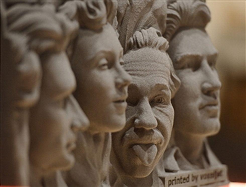 Tutte le 'rivoluzioni' della stampante 3D