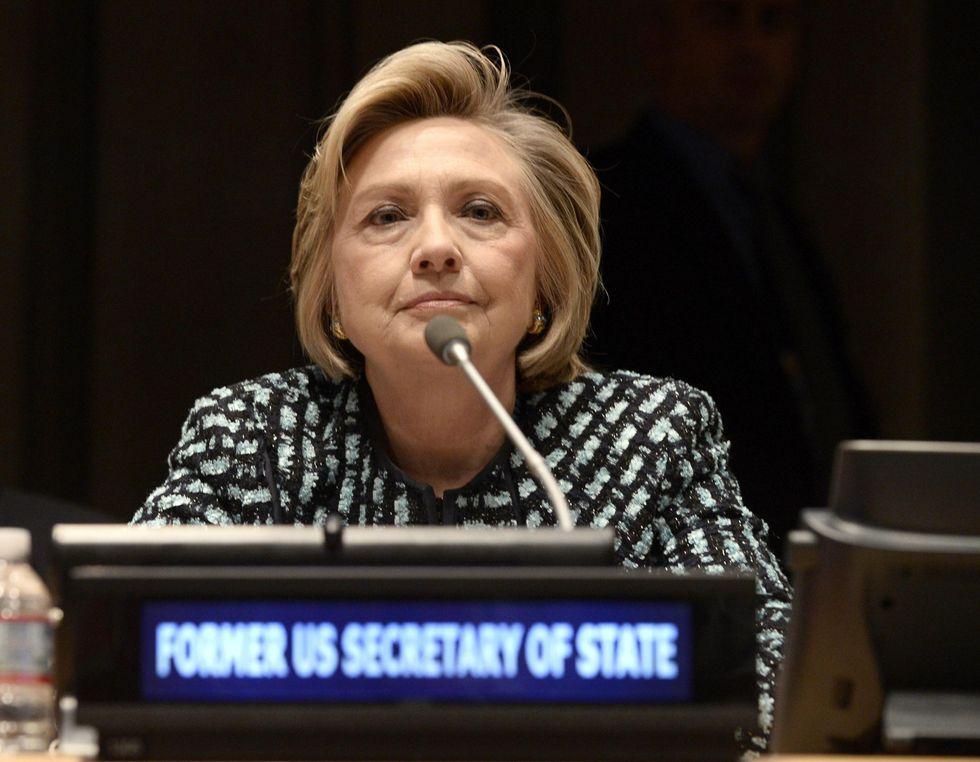 E Hillary rifiutò l'abbraccio della sinistra di Occupy