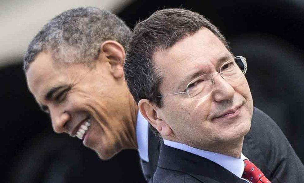 Barack Obama e l'imbarazzante spot di Marino