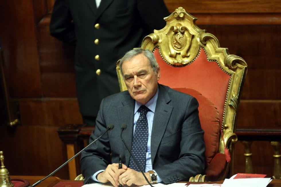 Renzi riformi il Senato, alla faccia di Grasso
