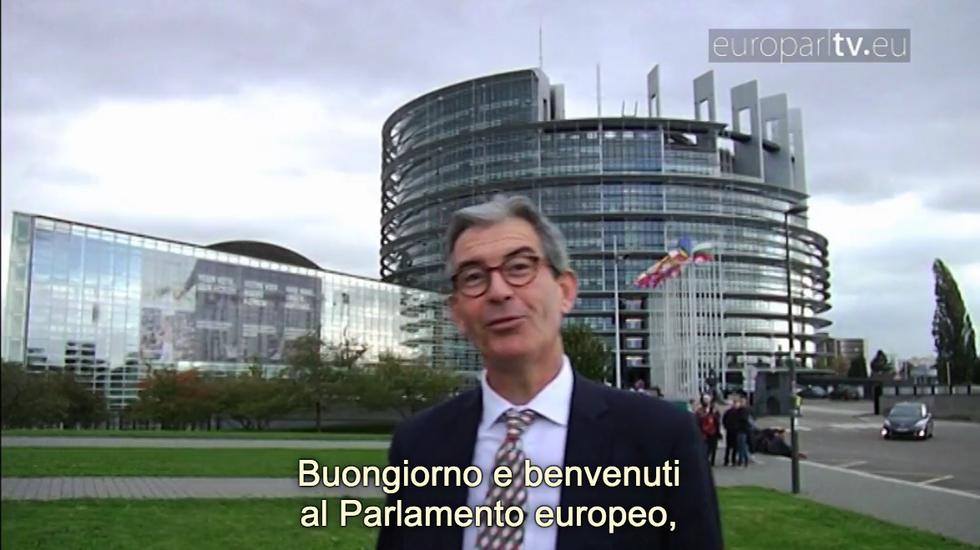 video guida come funziona parlamento europeo