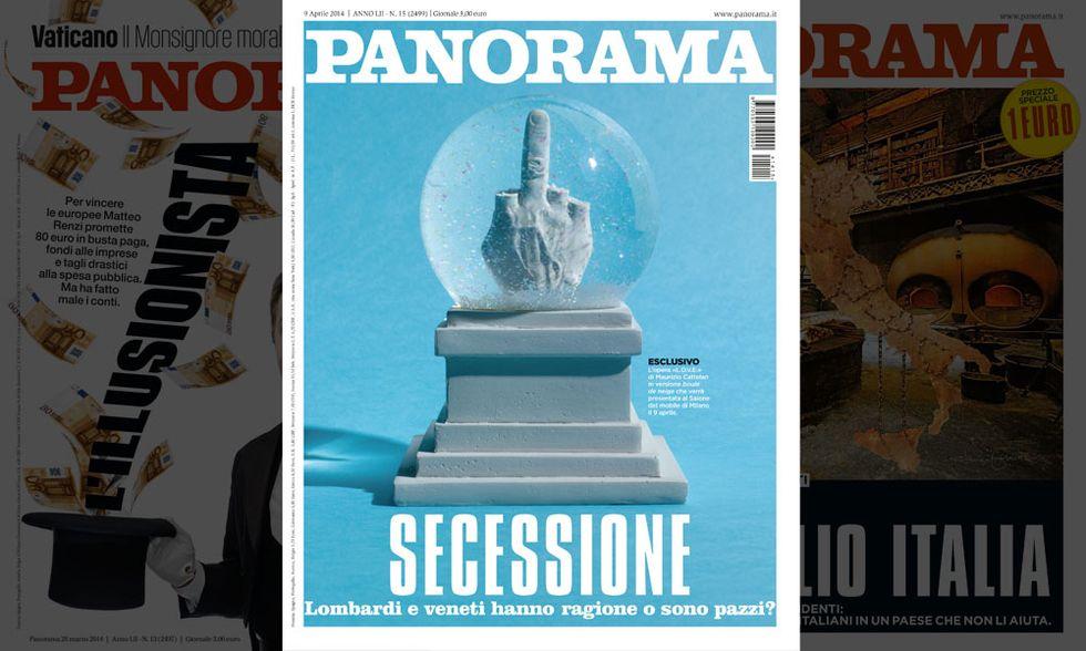 Panorama: viaggio nel Veneto ferito (e in manette)