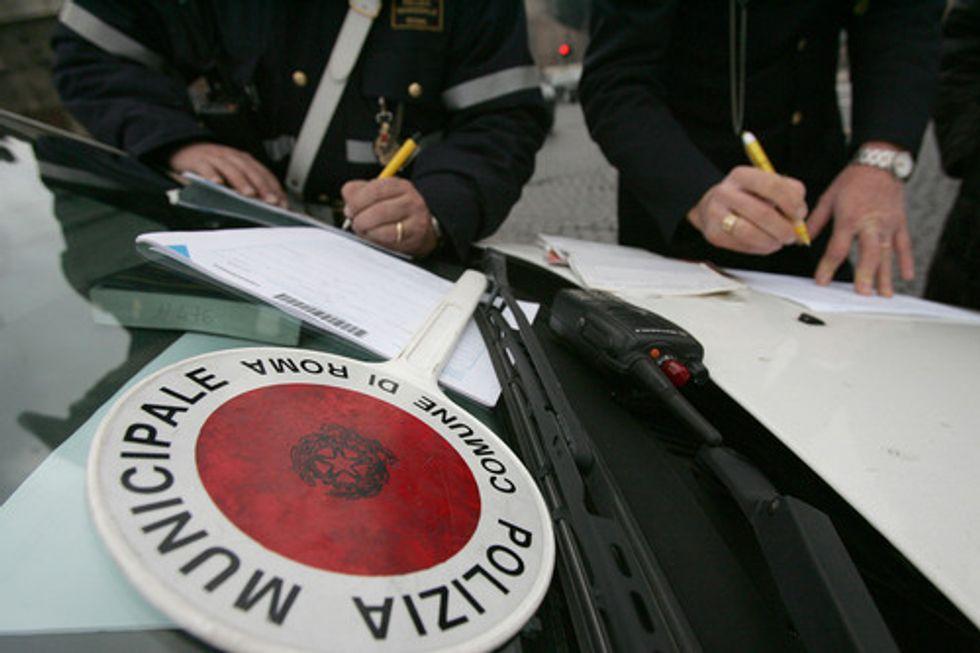272 nuovi vigili da scrivania: beffa al comune di Roma