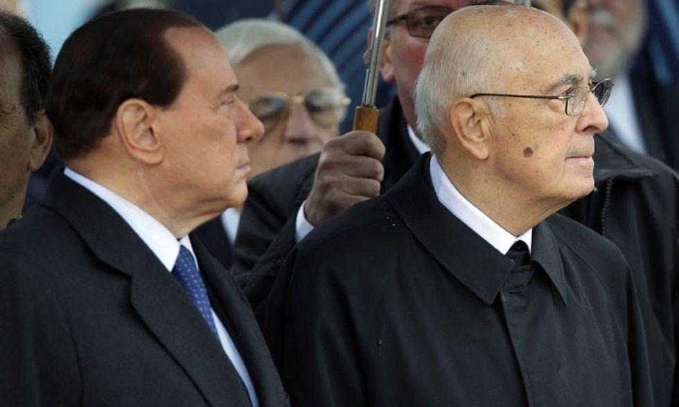 Fateci capire: dov'è lo scandalo se il presidente incontra Berlusconi?