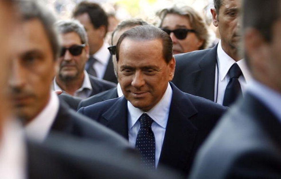 Berlusconi verso l'affidamento ai servizi sociali