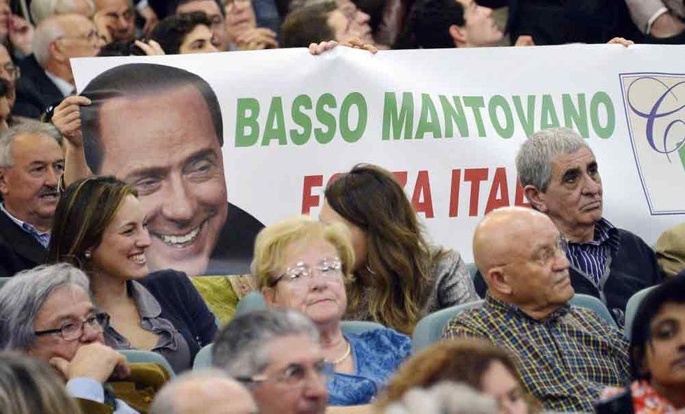 Forza Italia: non cantate il de profundis