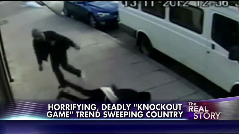Knock out game, la moda demenziale dei pugni ai passanti