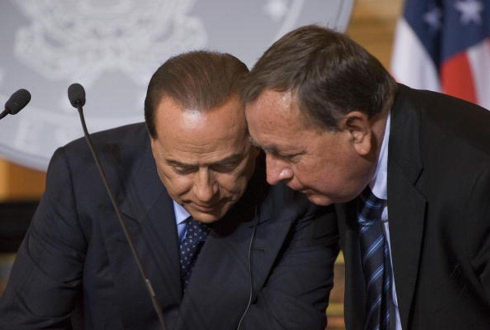 Ecco perché Bonaiuti lascia Forza Italia e Berlusconi