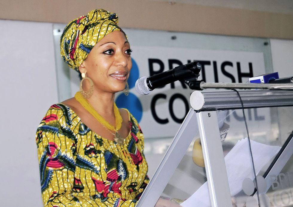 Samia Nkrumah: la pace può iniziare da una biblioteca