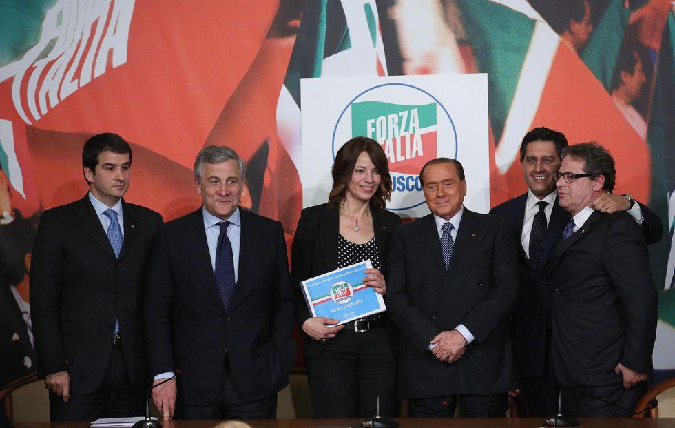 Berlusconi, ecco la sua campagna elettorale