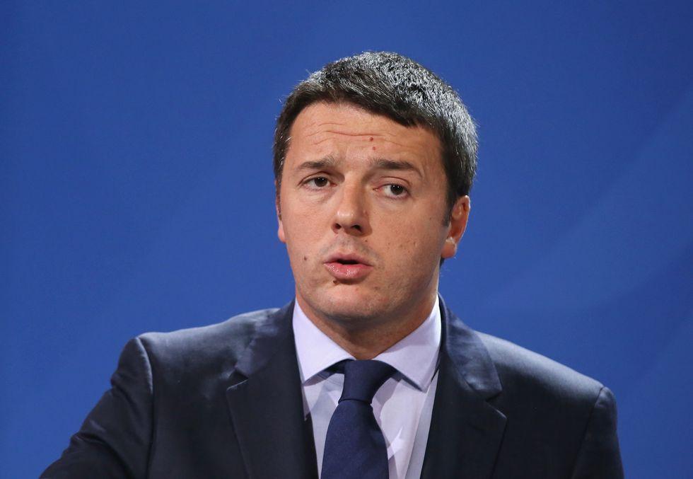 Renzi e le torte senza sapore