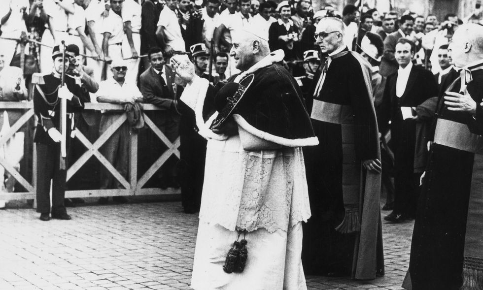 Le frasi storiche di Giovanni XXIII
