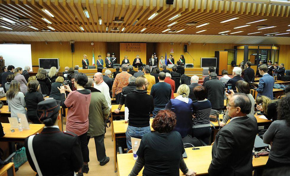 Processo Thyssen, pene ridotte in appello