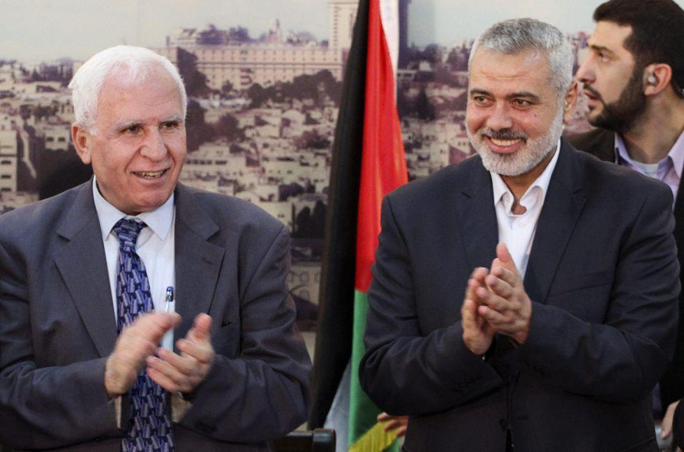 La Palestina con l'intesa ma senza pace