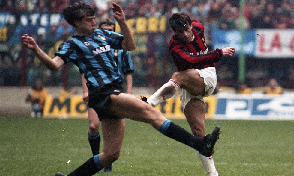 Nicola Berti derby Inter-milan
