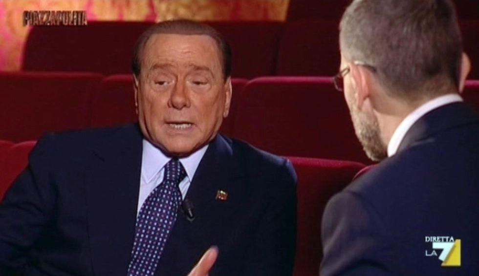 Berlusconi l'affidamento «appeso» alle sue parole