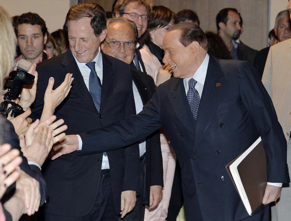 Berlusconi e la giustizia, un ventennio di errori