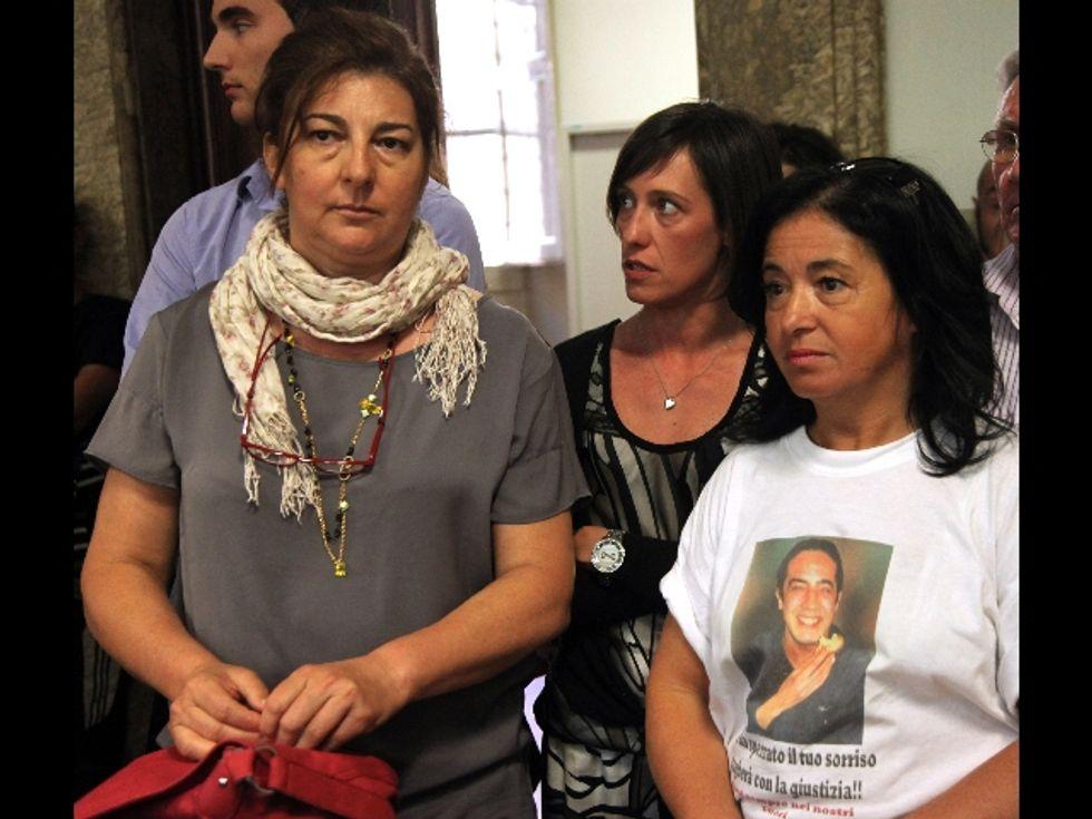 Caso Aldrovandi: parla il segretario del Sap