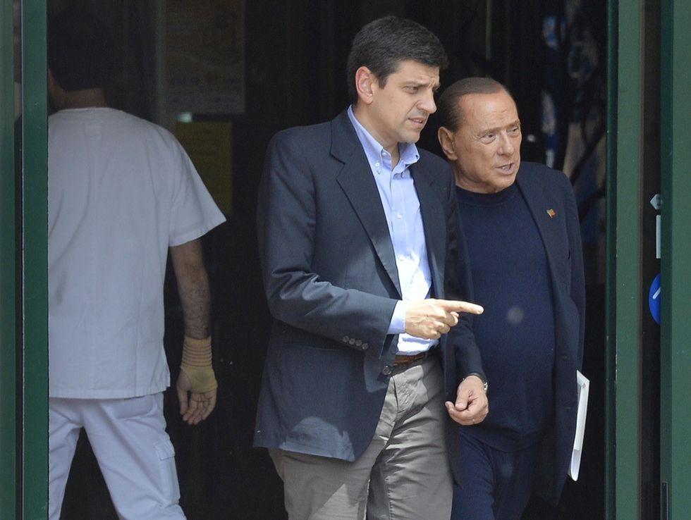 Silvio Berlusconi: il giudice concede la liberazione anticipata