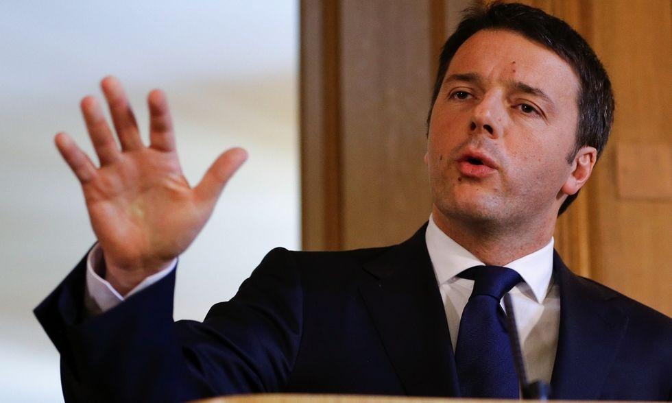 Renzi, occhio alle minacce: qualcuno potrebbe vedere il bluff