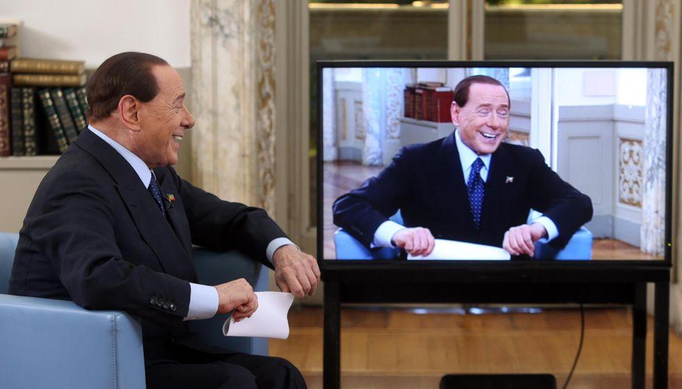 L'11^ partita di Berlusconi
