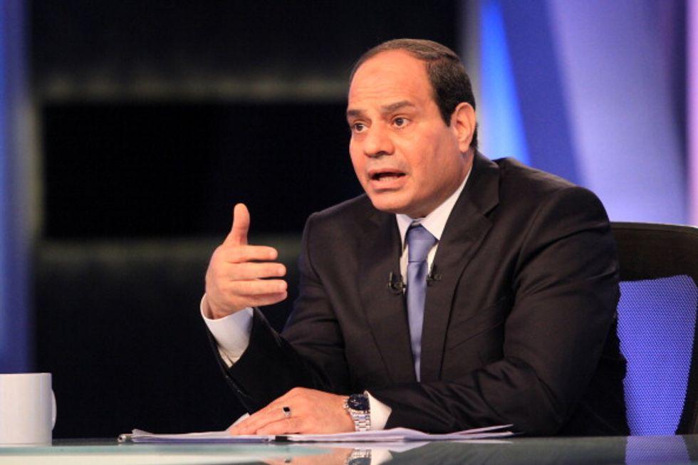 """La """"nostalgia americana"""" di Al Sisi"""