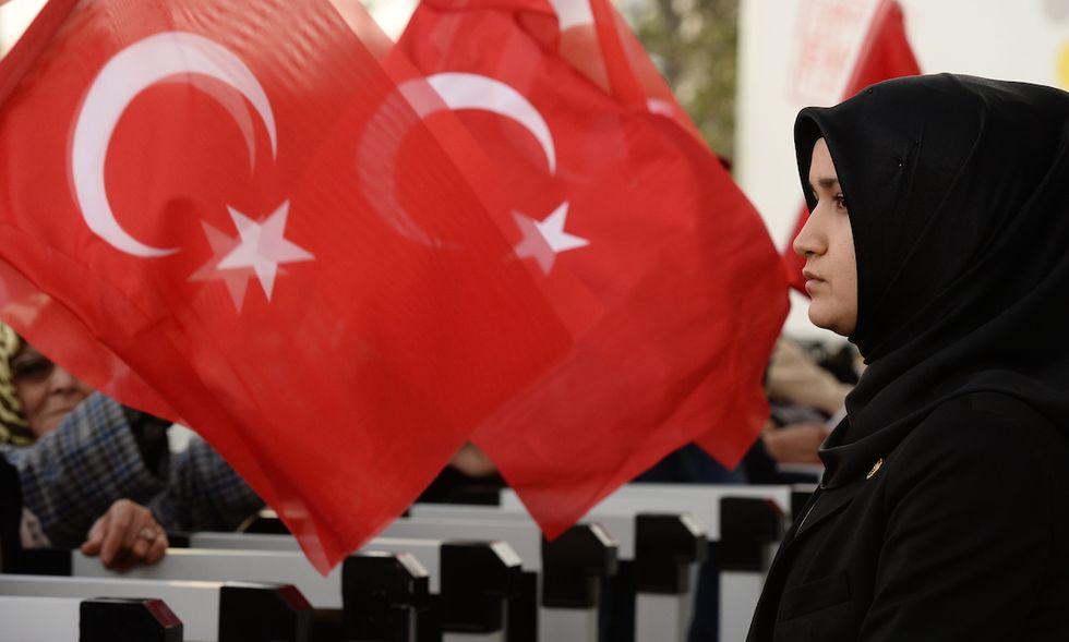 Turchia Erdogan Referendum