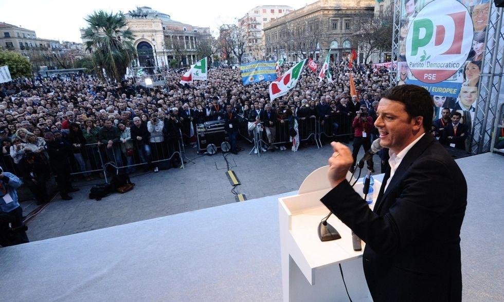 Quel silenzio forzato del premier su Greganti e sulle coop
