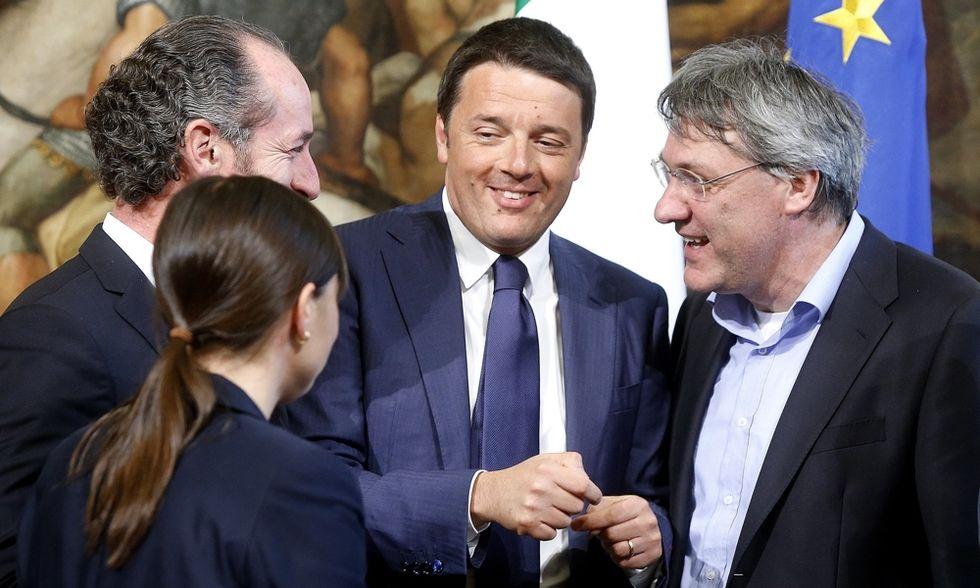 Se lo dice Renzi non è più di destra
