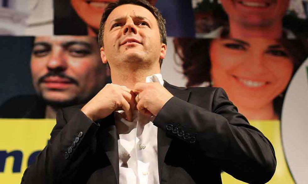 Renzi rincorre Grillo e il Pd ora spera nel Cav