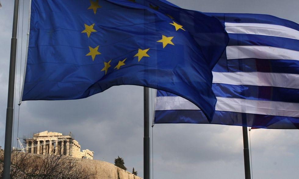 La Grecia fuori dalla recessione? È presto per dirlo