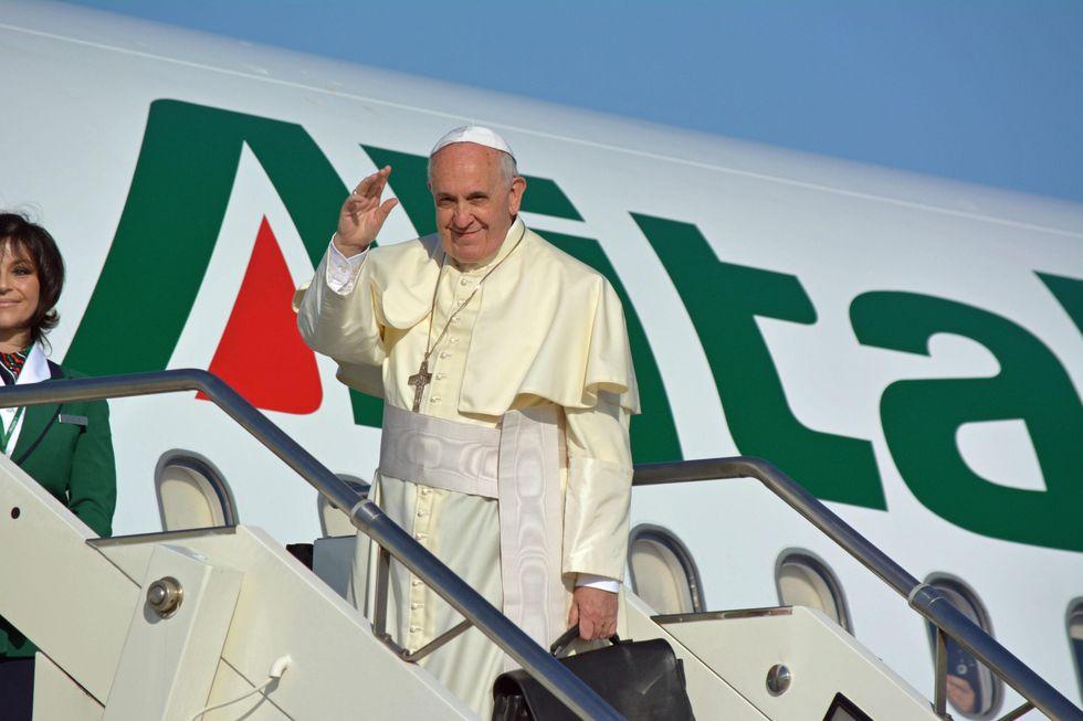 Papa Francesco: Libertà e rispetto per tutte le fedi